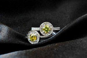 Dove acquistare anelli con diamanti