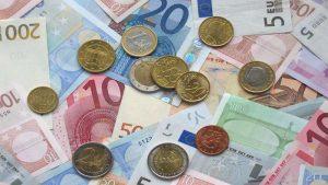 Euro in oro