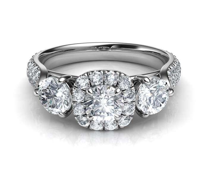 Prezzo dei diamanti usati
